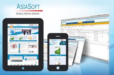Công ty CP phát triển phần mềm AsiaSoft